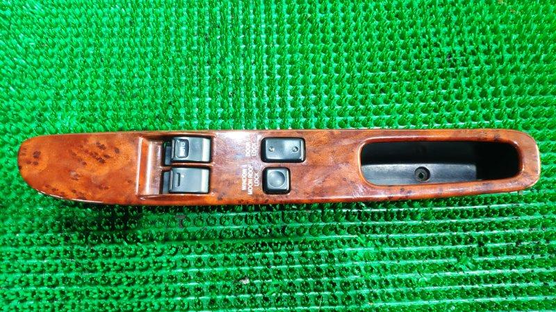 Блок упр. стеклоподьемниками Toyota Grand Hiace VCH16 5VZ-FE 2002 передний правый