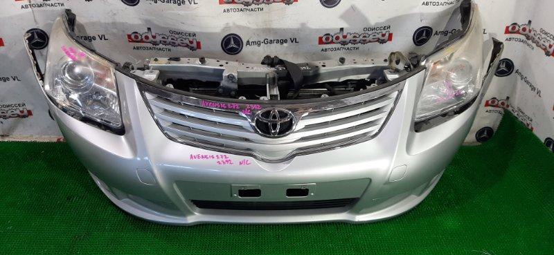 Nose cut Toyota Avensis ZRT272 3ZR-FAE 2011
