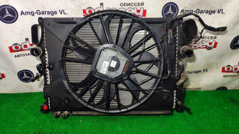 Радиатор Mercedes E350 W211 272.964 2007