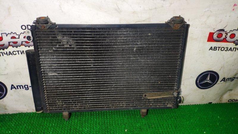 Радиатор кондиционера Toyota Funcargo NCP20 2NZ-FE 2002