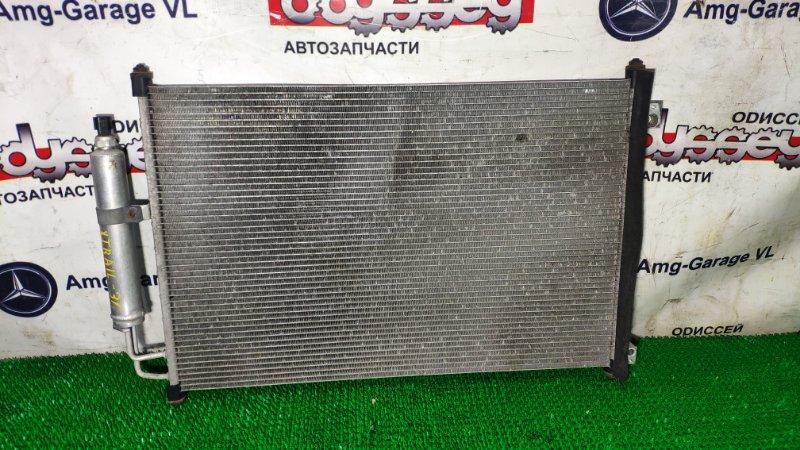 Радиатор кондиционера Nissan Xtrail TNT31 QR25DE 2010