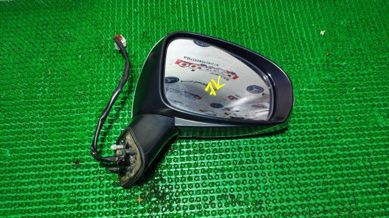 Зеркало Toyota Ractis NCP125 1NZ-FE 2012 переднее правое