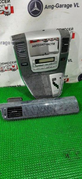 Климат контроль Toyota Alphard ATH10 2AZ-FXE 2005