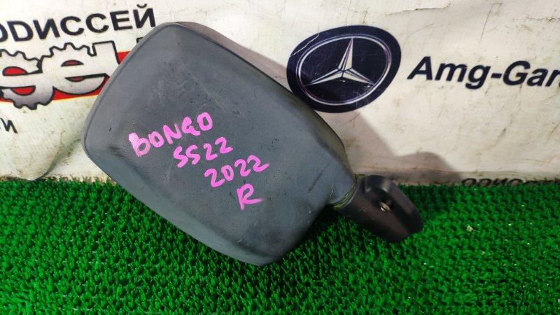 Зеркало Mazda Bongo SS28M R2 1999 переднее правое