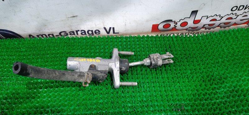 Главный цилиндр сцепления Toyota Succeed NLP51V 1ND-0037738 2002