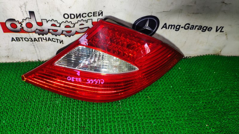Стоп Mercedes Cls500 W219 113.967 2005 задний правый