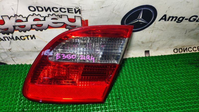 Стоп-вставка Mercedes E350 W211 272.964 2007 правая