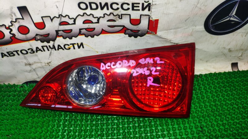 Стоп-вставка Honda Accord CL9 K24A 2006 задняя правая