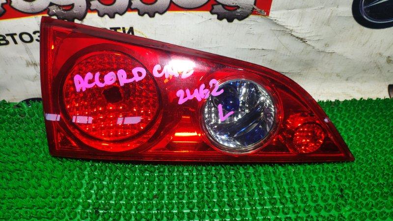 Стоп-вставка Honda Accord CL9 K24A 2006 задняя левая