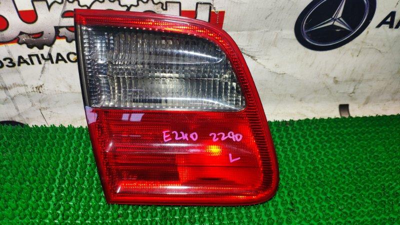 Стоп-вставка Mercedes E240 W210 112914 2001 левая