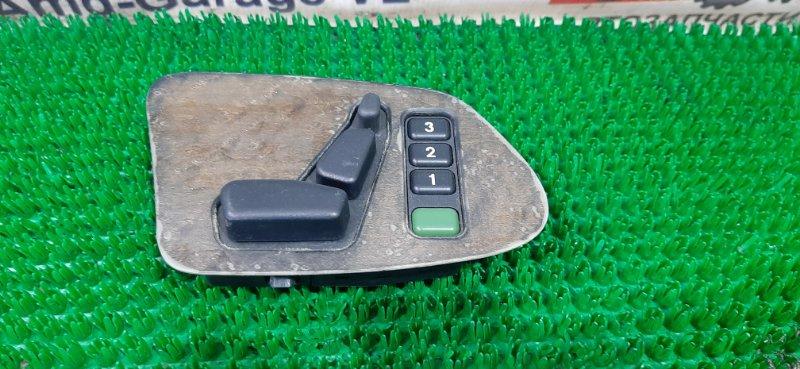 Блок управления сидениями Mercedes E320 WDB210 112941 2001 передний правый