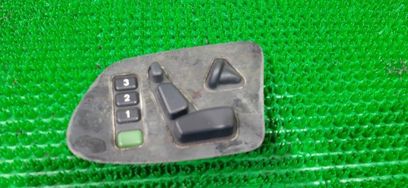 Блок управления сидениями Mercedes E320 WDB210 112941 2001 передний левый