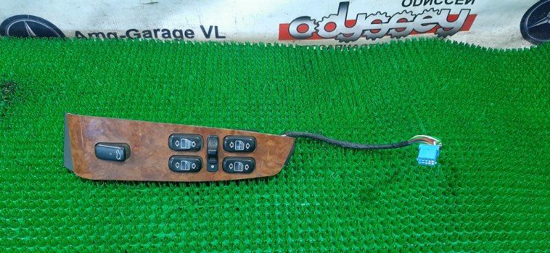 Блок упр. стеклоподьемниками Mercedes S55 W220 113986 2000