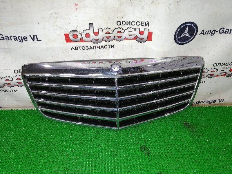 Решетка радиатора Mercedes E350 W211 272.964 2007
