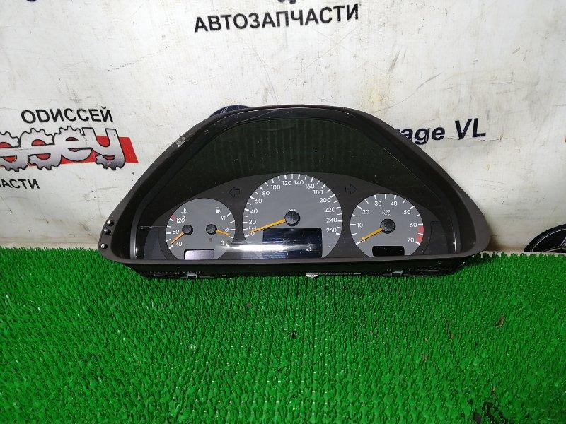 Панель приборов Mercedes E240 W210 112914 2001