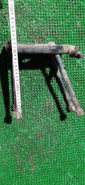 Стремянка рессоры Isuzu Elf NKR81 4HL1-334989 2006 задняя левая
