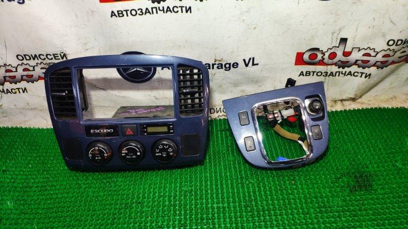 Климат контроль Suzuki Escudo TL52W J20A 2002