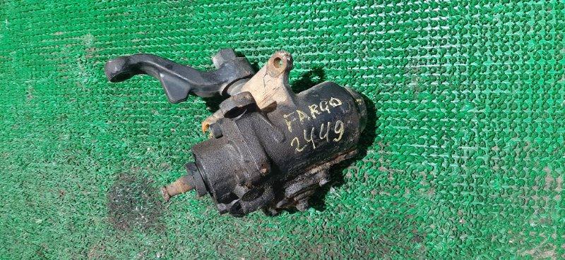 Редуктор рулевой Isuzu Fargo NFS62DT 4FG1 1994