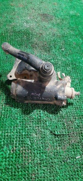 Редуктор рулевой Mitsubishi Canter FB308B 4DR7 1991