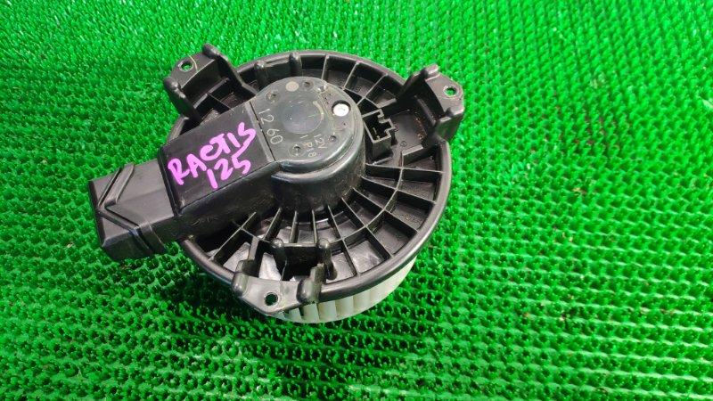 Мотор печки Toyota Ractis NCP125 1NZ-FE 2012