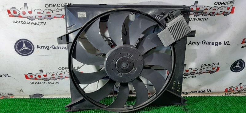 Вентилятор радиатора кондиционера Mercedes W163 Ml55 W163 113.981 2002