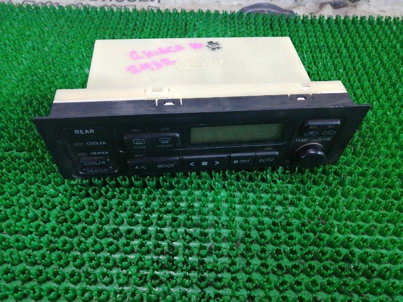 Климат контроль Toyota Grand Hiace VCH16 5VZ-FE 2002