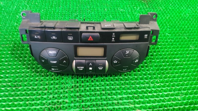 Климат контроль Toyota Rav4 ACA21 1AZ-FSE 2004