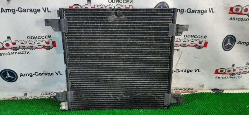 Радиатор кондиционера Mercedes W163 Ml55 W163 113.981 2002