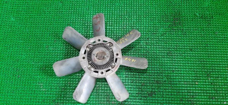 Вентилятор с вязкостной муфтой Mitsubishi Canter FE335 4D32