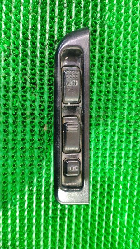 Блок упр. стеклоподьемниками Isuzu Elf NKS71E 4HG1 2001 передний правый