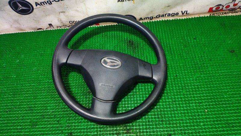 Руль Daihatsu Tanto L455S KF-VE 2010