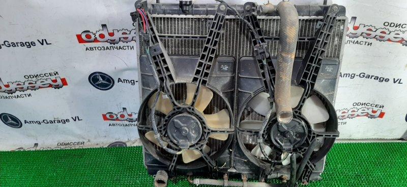 Радиатор Mazda Bongo Friendee SGLR WL 1999