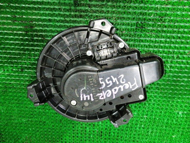Мотор печки Toyota Corolla Fielder NZE141G 1NZ-FE 2007