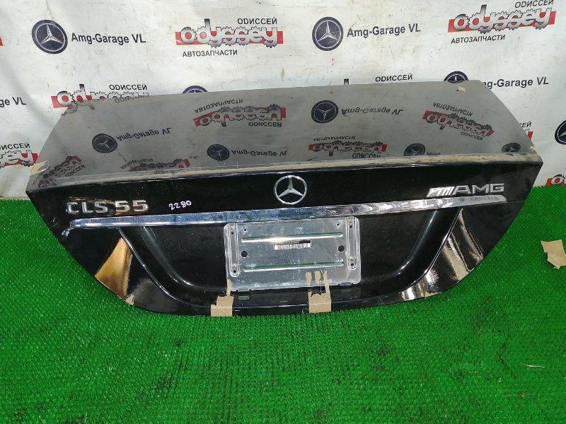 Крышка багажника Mercedes Cls500 W219 113.967 2005