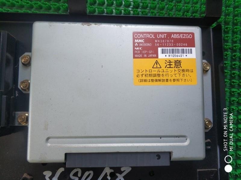 Блок управления abs Mitsubishi Canter FE53EEV 4M51-A66153 2000