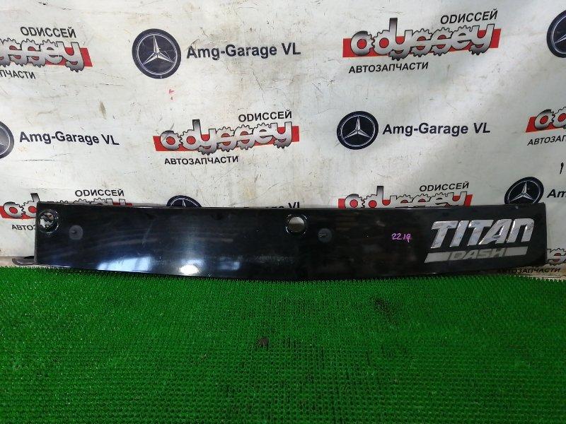 Планка под дворники Mazda Titan SYE4T FE 2001