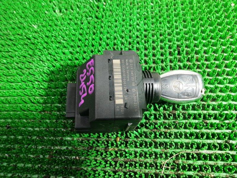 Замок зажигания Mercedes E550 W211 273960 2006
