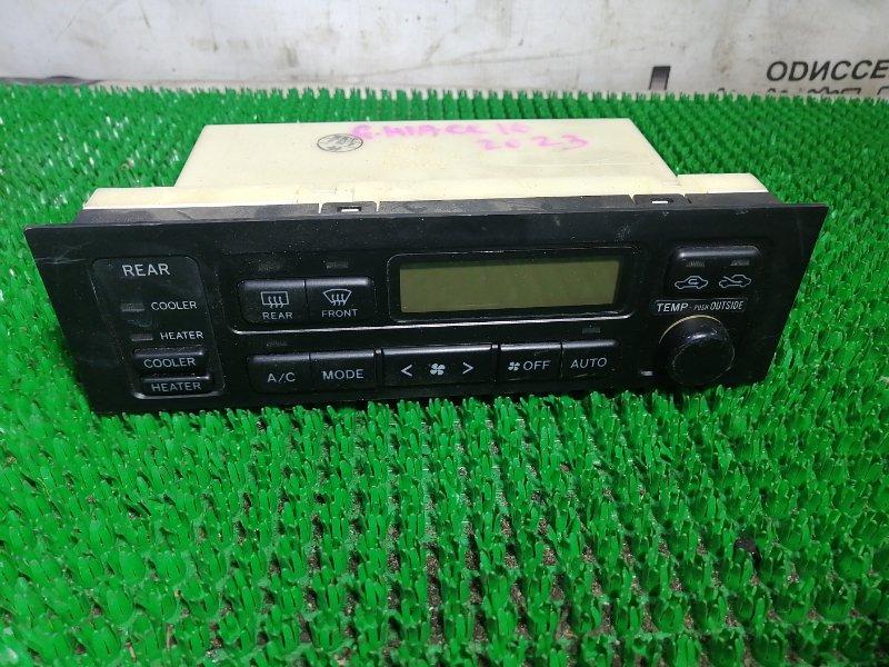 Климат контроль Toyota Grand Hiace VCH16 5VZ-FE 2001