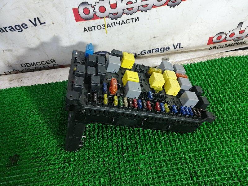 Блок предохранителей Mercedes W163 Ml55 W163 113.981 2002