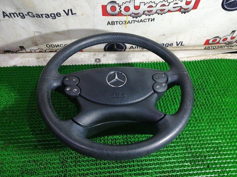 Руль Mercedes E350 W211 272.964 2007