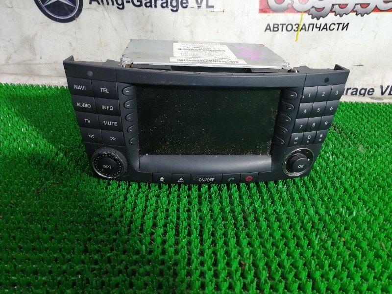 Магнитофон Mercedes Cls500 W219 113.967 2005