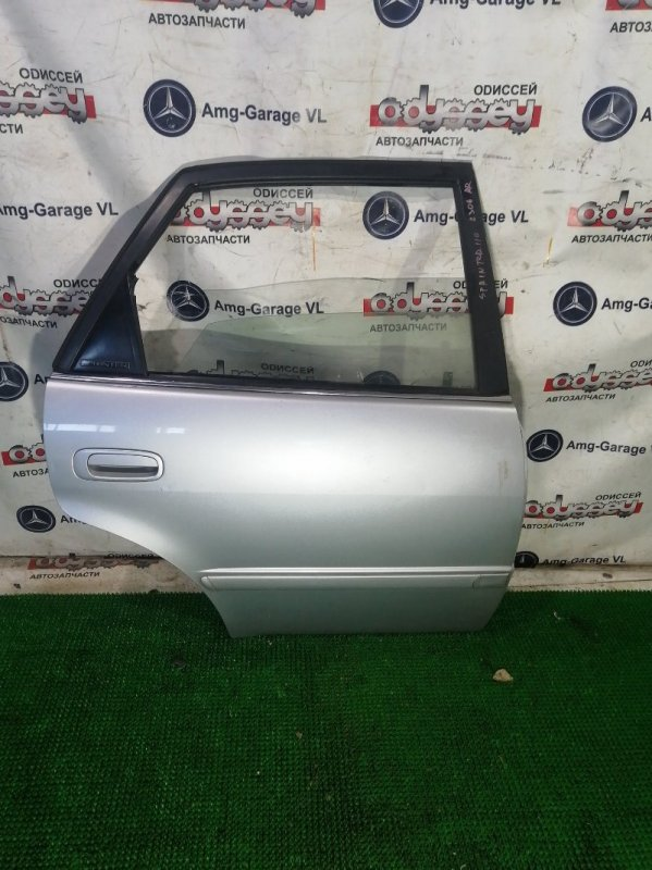 Дверь Toyota Sprinter AE110 5A-FE 1997 задняя правая