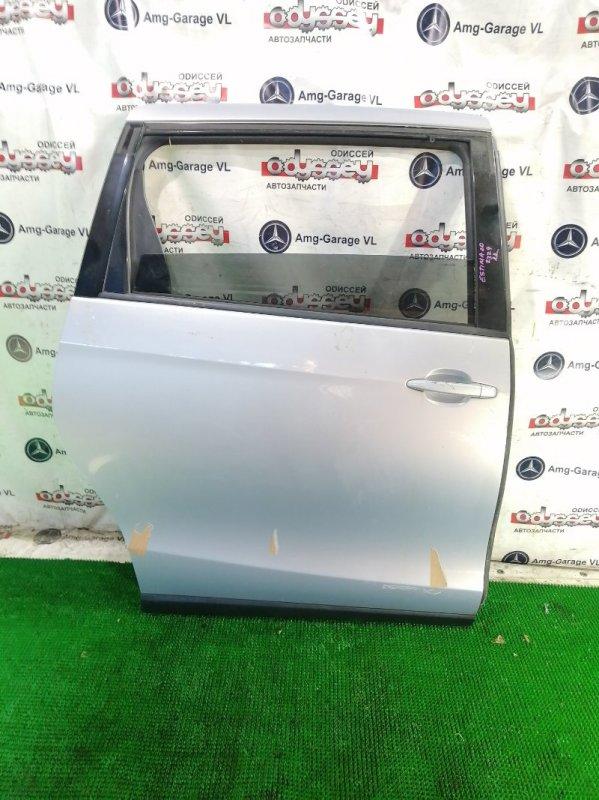 Дверь Toyota Estima AHR20 2AZ-FXE 2006 задняя правая