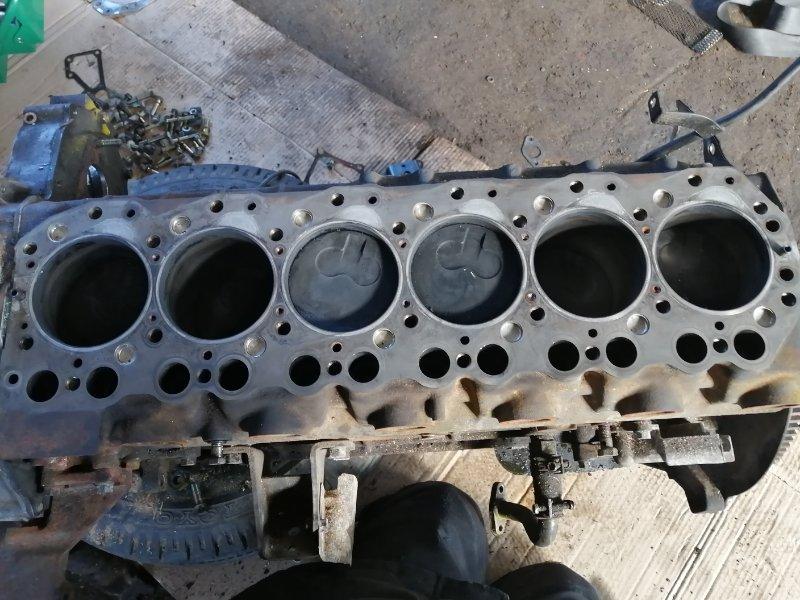 Блок двс Nissan Safari WRGY60-610760 TD42-T -008371T 1995 7 месяц