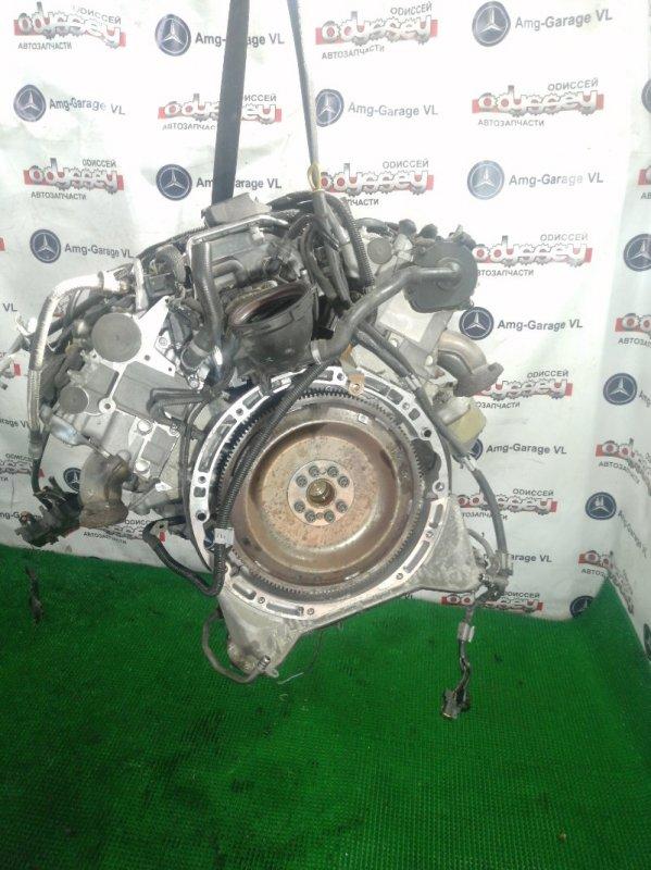 Двигатель Mercedes Clk350 W209 272960 2006
