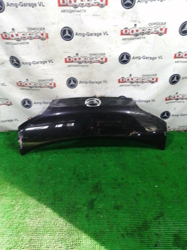 Капот Daihatsu Tanto L455S KF-VE 2010