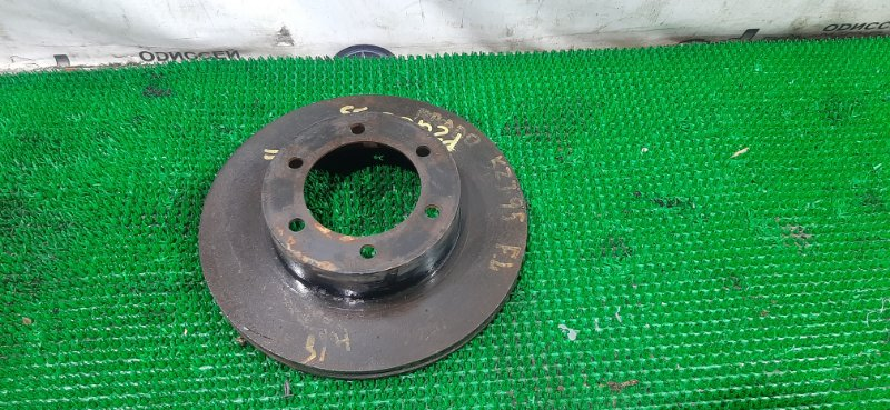 Тормозной диск Toyota Prado KZJ95 1KZTE-0513059 1997 передний