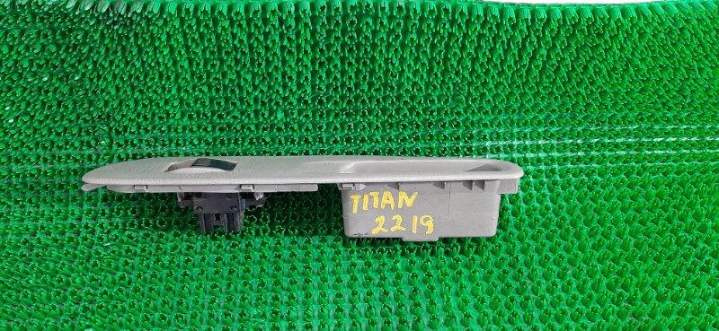 Блок упр. стеклоподьемниками Mazda Titan SYE4T FE 2001 передний левый
