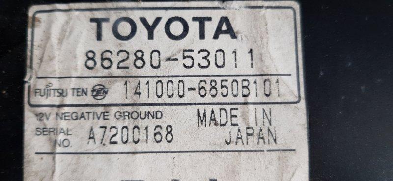 Блок efi Toyota Altezza SXE10 3SGE-9427177 2000