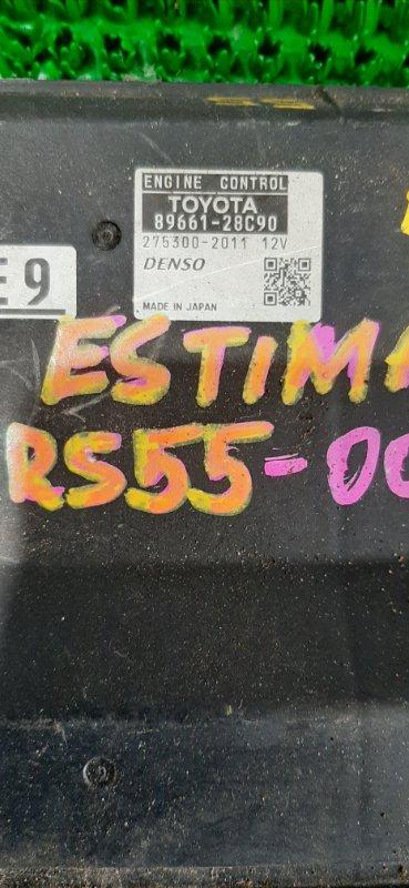 Блок efi Toyota Estima GSR55 2GR-FE 2008
